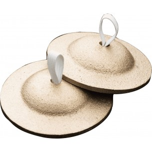 "P0771 - FX 6"" finger cymbals thick"