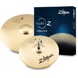 ZP1316 - Planet Z 3 Cymbal Pack (13/16)