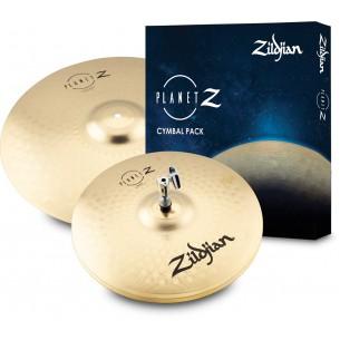 ZP1418 - Planet Z 3 Pro Cymbal Pack (14/18)