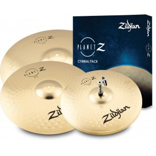 ZP4PK - Planet Z 4 Cymbal Pack (14/16/20)