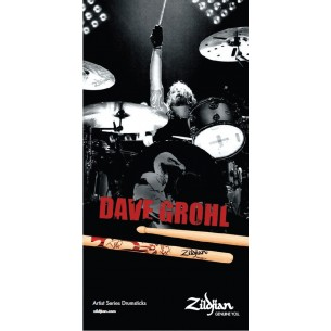 ZM0163 - Poster Dave Grohl