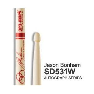 Baguettes American Autograph SD531 - JASON BONHAM