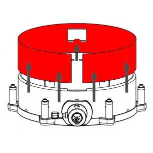 5100025765 - Covering Wrap pour PD-128