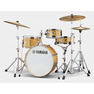 "SBP0F4H MSG - Kit 4 fûts 20"" Stage Custom Hip Natural Wood"