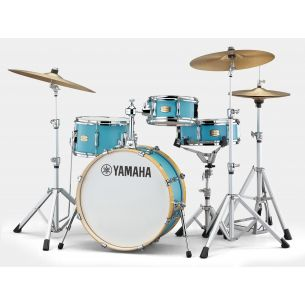 "SBP0F4H MSG - Kit 4 fûts 20"" Stage Custom Hip Matte Surf Green"