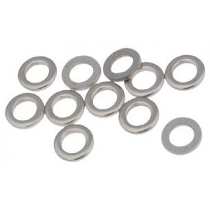Lot de 12 rondelles métallique pour vis de tension