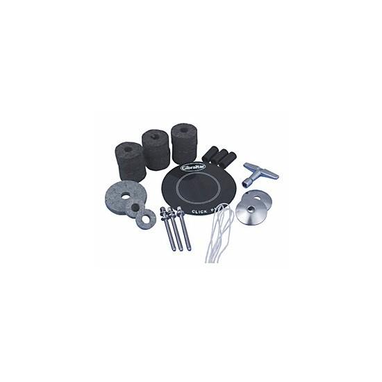 DTK - Drummers Tech Kit - Pack d'accessoires pour batteur