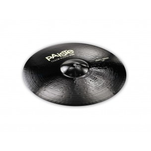 "Cymbale Crash 900 Serie Color Sound Black 17"" HEAVY"