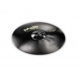 "Cymbale Crash 900 Serie Color Sound Black 19"" HEAVY"