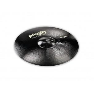 "Cymbale Crash 900 Serie Color Sound Black 20"" HEAVY"