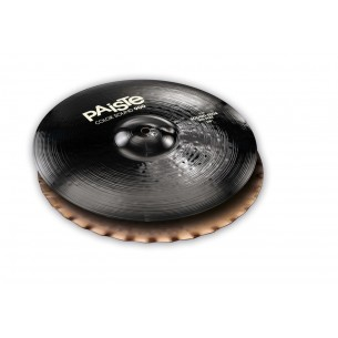 "Cymbale Charleston 900 Serie Color Sound Black 14"" SOUND EDGE"