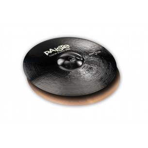 """Cymbale Charleston 900 Serie Color Sound Black 14"""" HEAVY"""