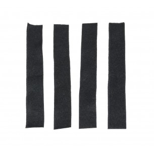 SC-RST Caisse claire Cloth Strips
