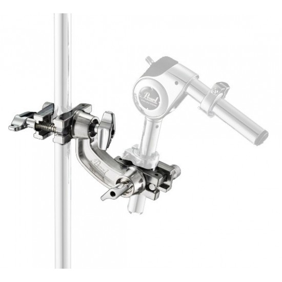 AX-25 - Multi-clamp coudé, 2 support pivotant
