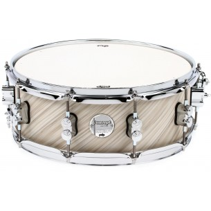 "CM5514STI Caisse claire Concept Maple TWISTED IVORY 14""x5,5"