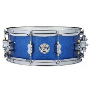 """Caisse claire Concept Maple BLUE SPARKLE 14 x 5,5"""""""