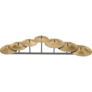 Cymbale Cup Chime 2002 CUP CHIME SET 7 PIÈCES