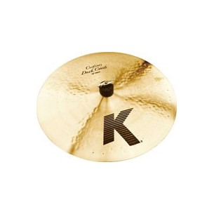 "K' CUSTOM 16"" Dark Crash"