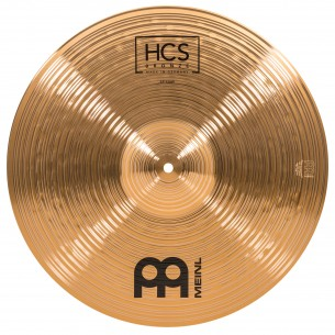 "HCSB17C - Crash 17"" Hcs Bronze"