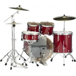 "EXPORT Lacquer EXL 5-fûts Standard 22"" Natural Cherry"