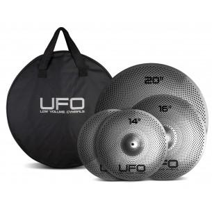 UFO-SET1 - Set Cymbales Low Volume