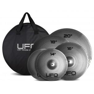 UFO-SET2 - Set Cymbales Xl Low Volume