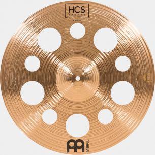 """HCSB16TRC - Crash 16"""" Trash Hcs Bronze"""