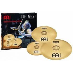 """BCS141620 - Jeu 3 Cymbales 14/16/20"""" Bcs"""