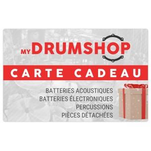 Carte Cadeau MyDrumShop