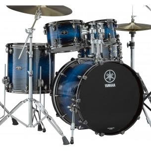 LHOROCK-UIS - Kit Live Custom Hybrid Oak ROCK 22 10 12 16 + support TH945B - Uzu Ice Sunburst