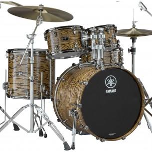 LHOROCK-UNT - Kit Live Custom Hybrid Oak ROCK 22 10 12 16 + support TH945B - Uzu Natural