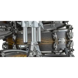 LHS1455-UES - Live Custom Hybrid Oak Caisse Claire 14 x 5,5 - Earth Sunburst