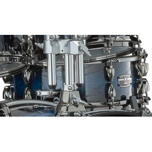 LHS1455-UIS - Live Custom Hybrid Oak Caisse Claire 14 x 5,5 - Ice Sunburst
