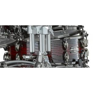 LHS1455-UMS - Live Custom Hybrid Oak Caisse Claire 14 x 5,5 - Magma Sunburst
