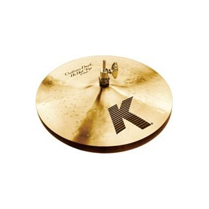 "K' CUSTOM 13"" Dark Hi-Hats"