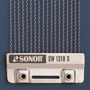"""SW 1318 S - Timbre acier inox 13"""" 18 brins"""