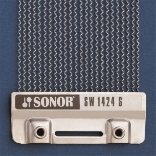 """SW 1424 S - Timbre acier inox 14"""" 24 brins"""