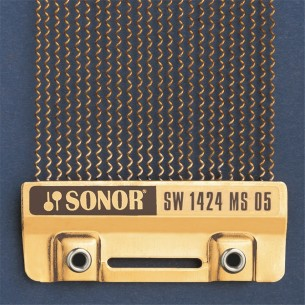"""SW 1424 MS - Timbre laiton 14"""" 24 brins"""