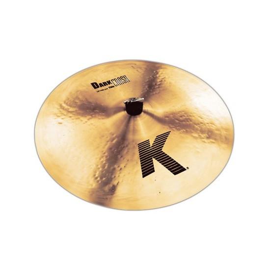 """K' 19"""" Dark Crash Thin"""
