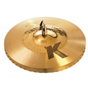"K' CUSTOM 14,25"" HYBRID Hi-Hats"