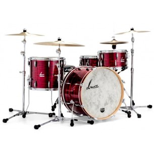 "VT THREE 20 NM VRO - Kit 3 fûts VINTAGE Series 20"" 12"" 14"" VINTAGE RED OYSTER - grosse caisse non percée"