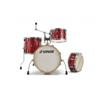 "Kit AQX Jazz 18"" 4 fûts RED MOON SPARKLE"