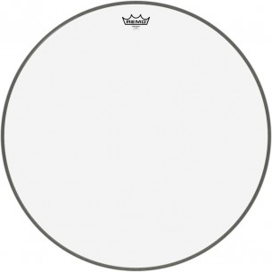 "BB-1326-00 - Peau Emperor Tranparente 26"" pour Grosse caisse"