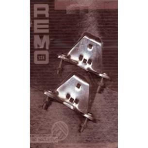 HK-0350-BK - Plaques de fixation pour Conga avec visses (2 pièces)