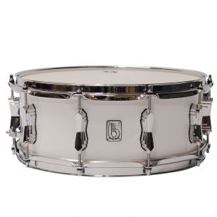 """LEG-1455-SN-PW - Caisse claire Legend 14 x 5,5"""" - Piccadilly White"""