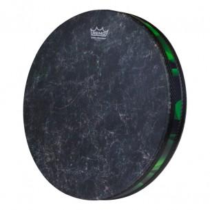 "ET-0216-41 - Tambour ""Ocean"" 2,5"" x 16"", green and clean"