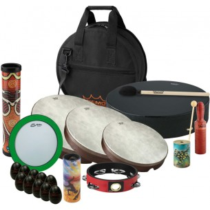 DP-0250-00 - Travel Percussion Pack de 21 pièces