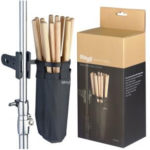 DSHB10 - Support pour baguettes et mailloches avec pince de fixation