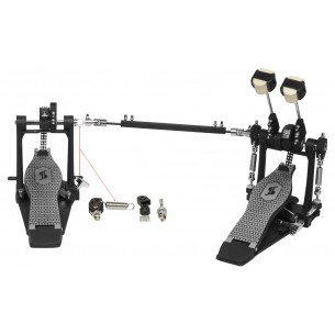 PPD-52 - Double Pedal W/Double Chain
