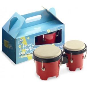 BOP05 - Mini bongo kiddy soundz pour enfants